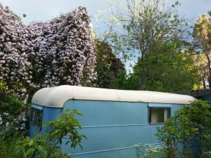findhorn caravan