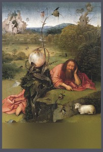 johannes de doper van Bosch
