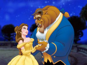 beauty and beast disney film